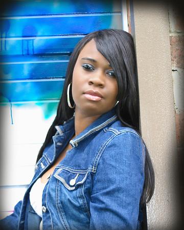 """Faith and Hustle Model """"Jasmine"""""""
